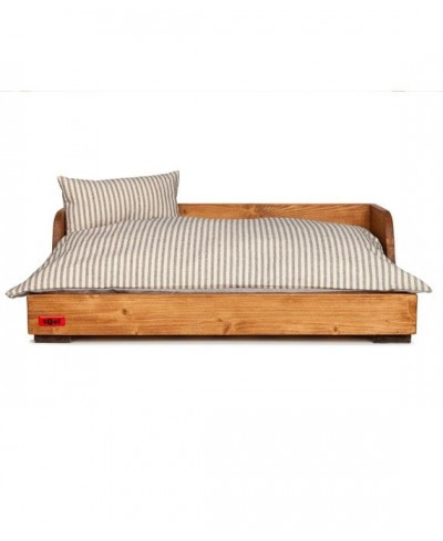 Cama de madera Chestnut
