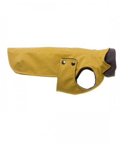 Waterproof Coat - Zermatt Mustard