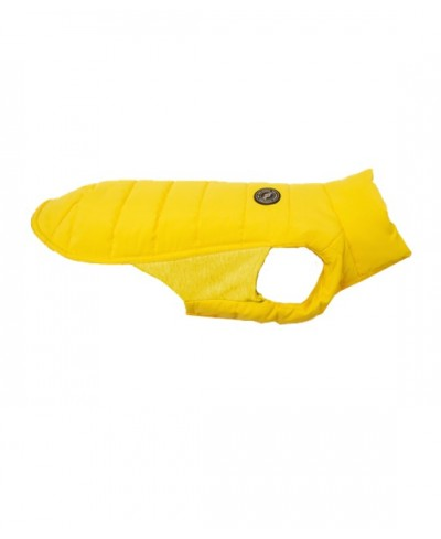 Dog light down jacket - Artic Yellow