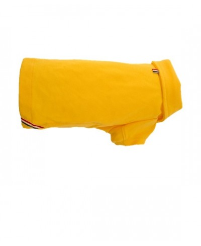 Classic Yellow dog polo shirt
