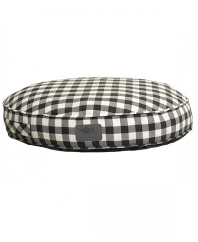 Napoli round dog bed