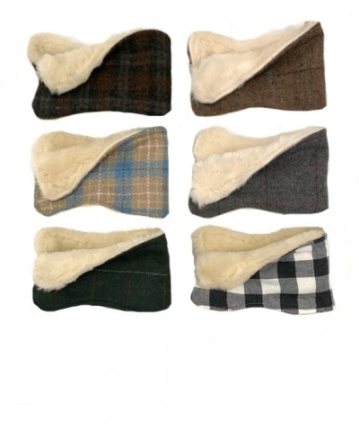 Sherpa wool collar for dogs