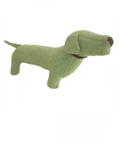Perro teckel decoracion Tweed Mint