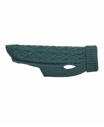 Green Knitted Jersey – Paul Green